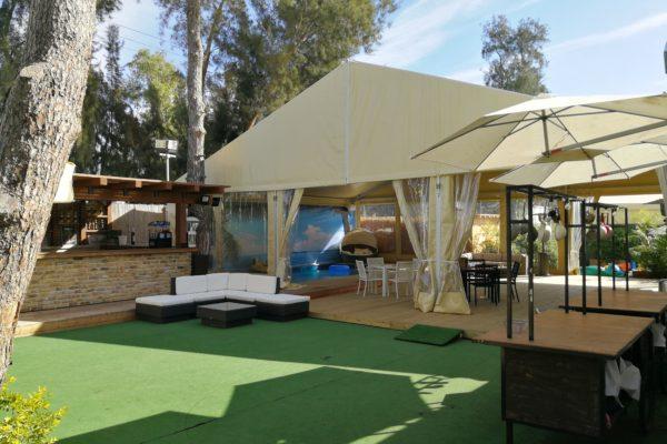 אוהל בהתאמה אישית