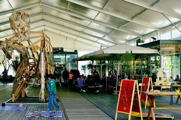 אוהל לגן אירועים