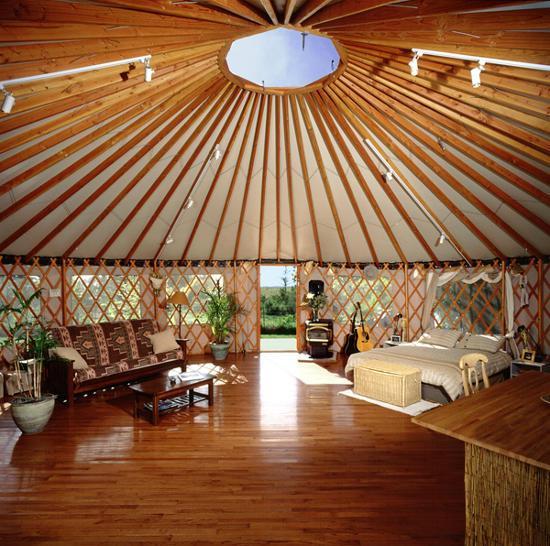 אוהל יורט למכירה