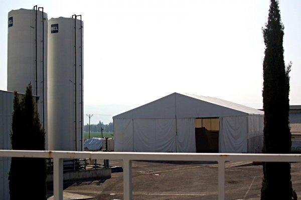 אוהל לוגיסטי