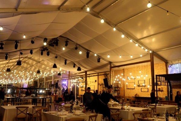 אוהל אירועים למכירה