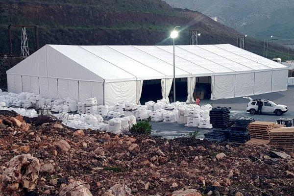 אוהלים למכירה בהתאמה אישית