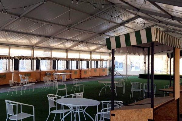התאמה אישית של אוהלים