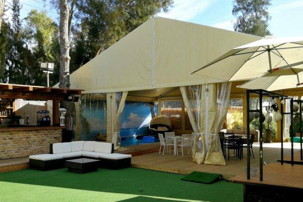 אוהל קטן למכירה