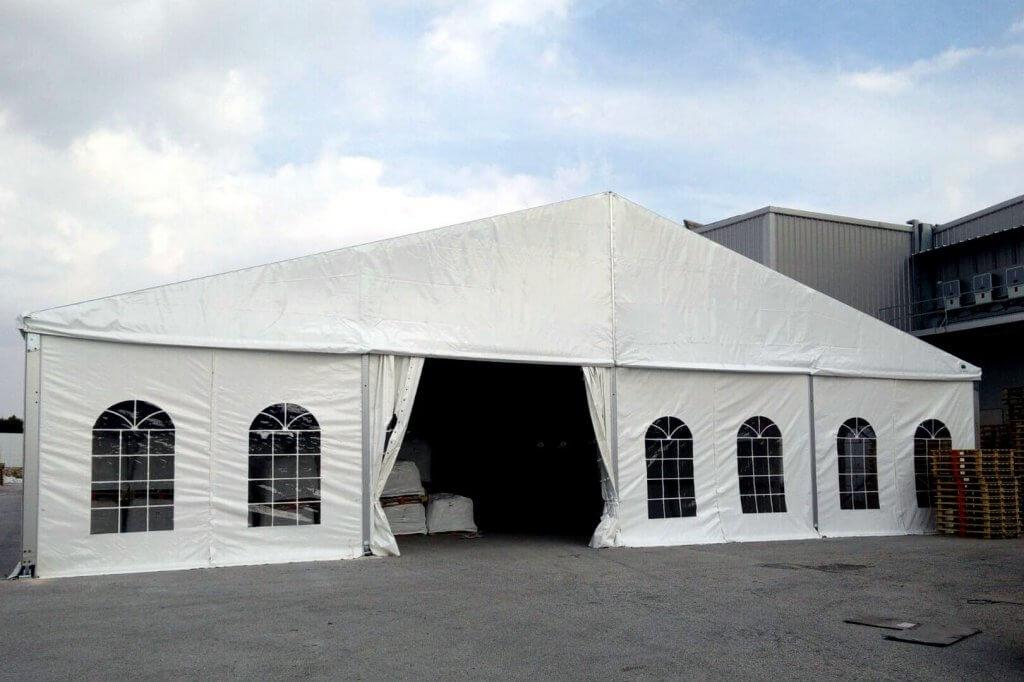 אוהל חורף קבוע